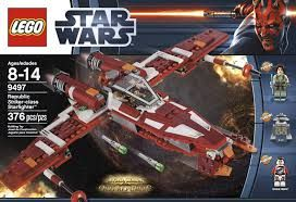 Lego 9497 Star Wars Rep. Striker-class Starfight- Spielwaren Beier