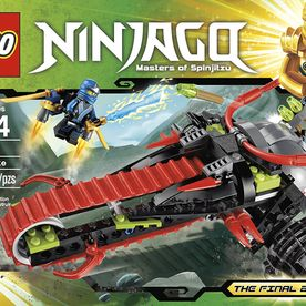 Lego 70501 Ninjago Warrior Bike