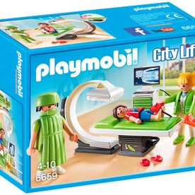Playmobil 6659 Operationssaal