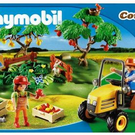 Playmobil 687 Obsternte