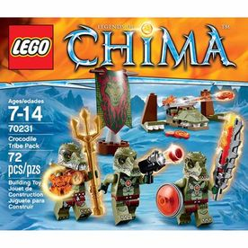 Lego 70231 ChimaCrocodile Tribe (002)