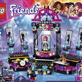 Lego 41105 Friends Popstar Bühne