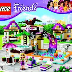 Lego 41008 Friends