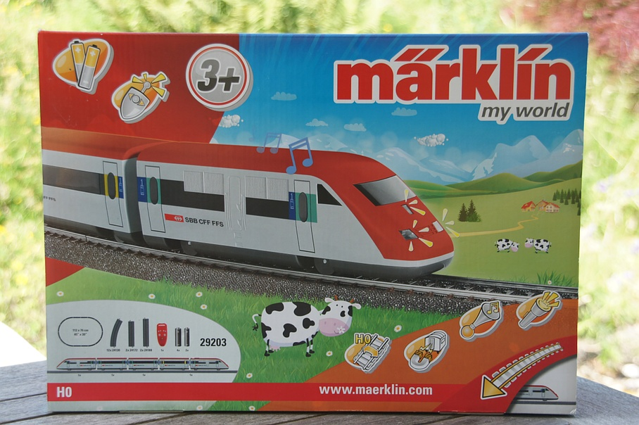 Märklin my world - Spielwaren Beier - Horgen