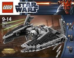 Lego 9500 Star Wars Sith Fury-class Interceptor - Spielwaren Beier