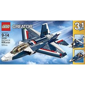 Lego 31039 Creator Power Jet (002)