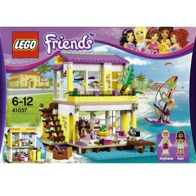Lego 41037 Friends Strandhaus (002)