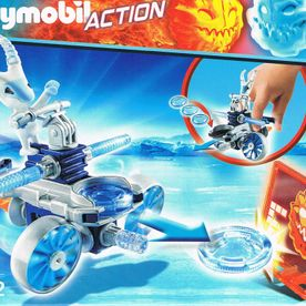 Playmobil 6832 Frosty-Disc Shooter