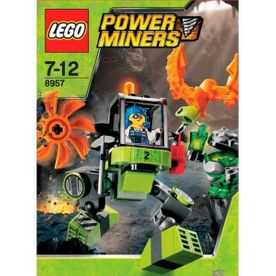 Lego 8957 Power Miners (002)
