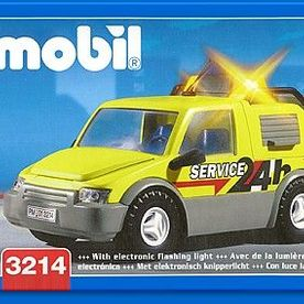Playmobil 3214 Serviceauto (003)
