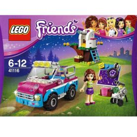 Lego 41116 Friends Olivias Expedition