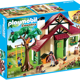 Playmobil 6811 Forsthaus