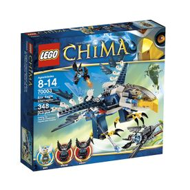 Lego 70003 Chima Eris Eagle Interceptor (002)