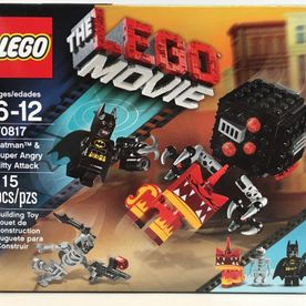 Lego 70817 Movie