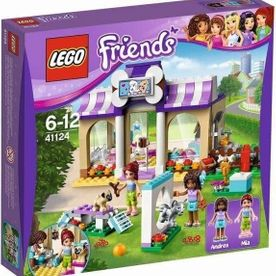 Lego 41124 Friends Heartlake Welpen (002)