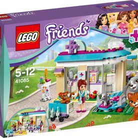 Lego 41085 Friends Tierklinik (002)